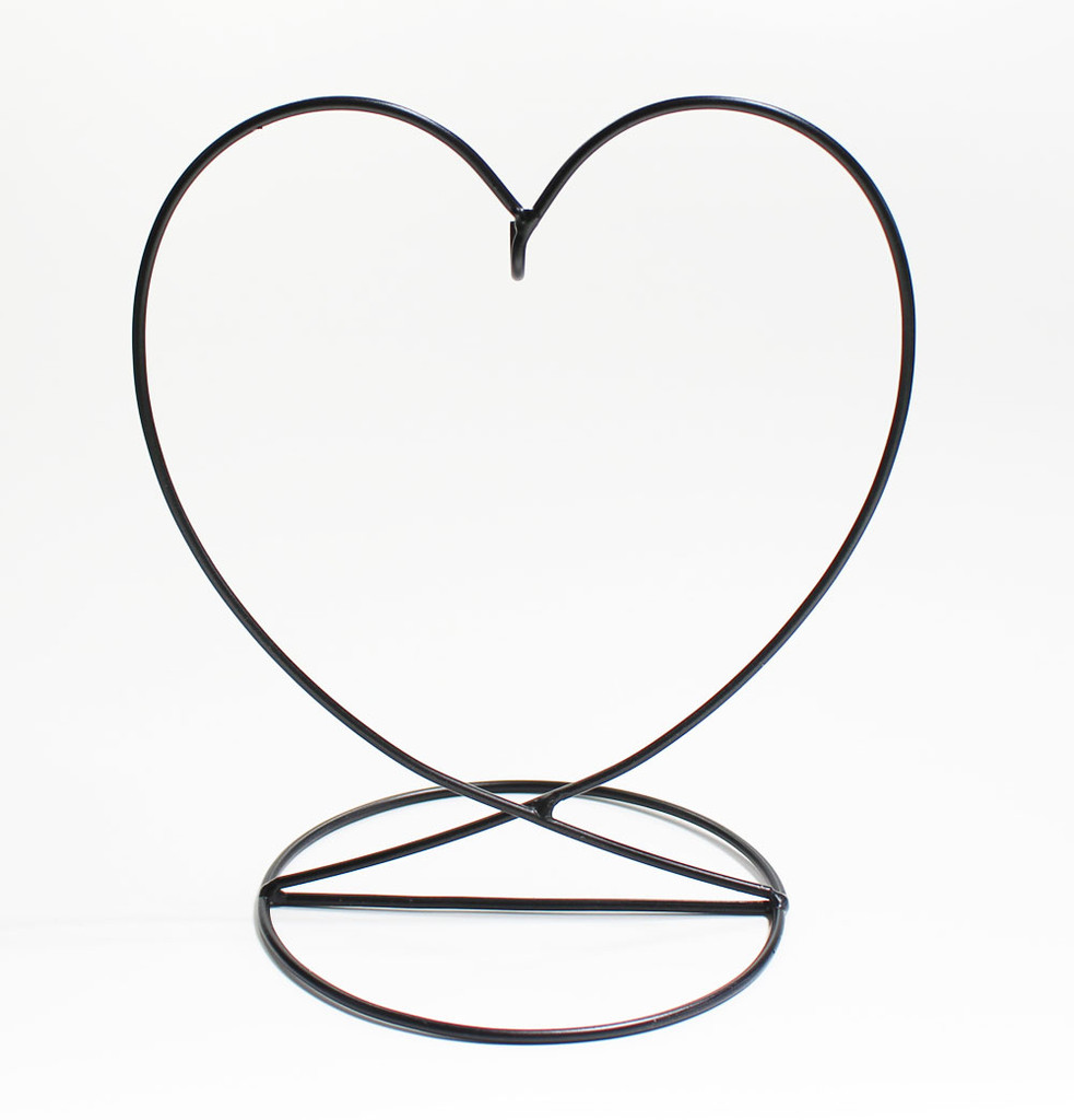 Small Heart Ornament Hanger