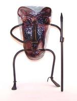 Pygmy Mask Amethyst