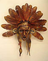 Apache Face 8
