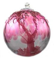 """Embossed Leaf Spirit Tree Spirit Tree """"Roseate"""""""