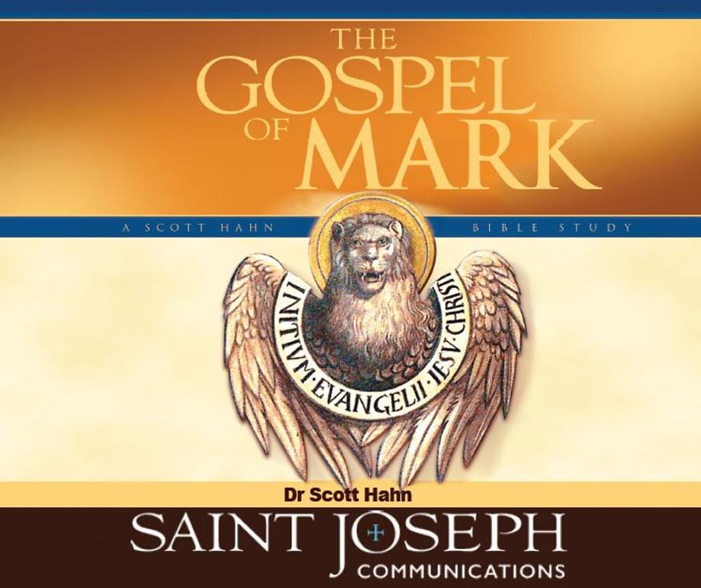 The Gospel of Mark - Dr Scott Hahn - St Joseph Communications (5 CD Set)