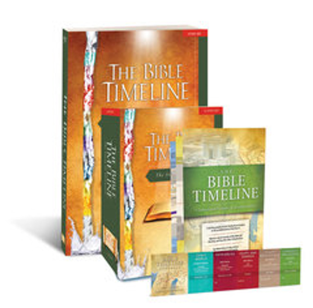The Bible Timeline: The Story of Salvation - Starter Pack