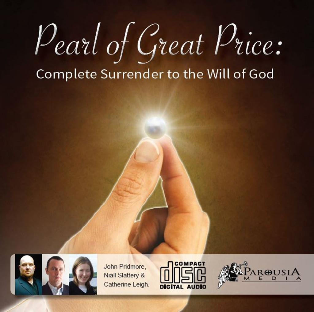 Pearl of Great Price: Complete Surrender to the Will of God (CD)