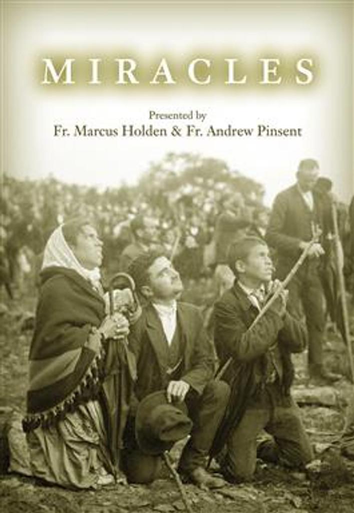 Miracles - Ignatius Press (DVD)