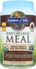 RAW Organic Meal Chocolate 1212g Powder