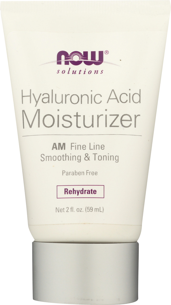 Hyaluronic Acid Moisturizer - 2 oz.