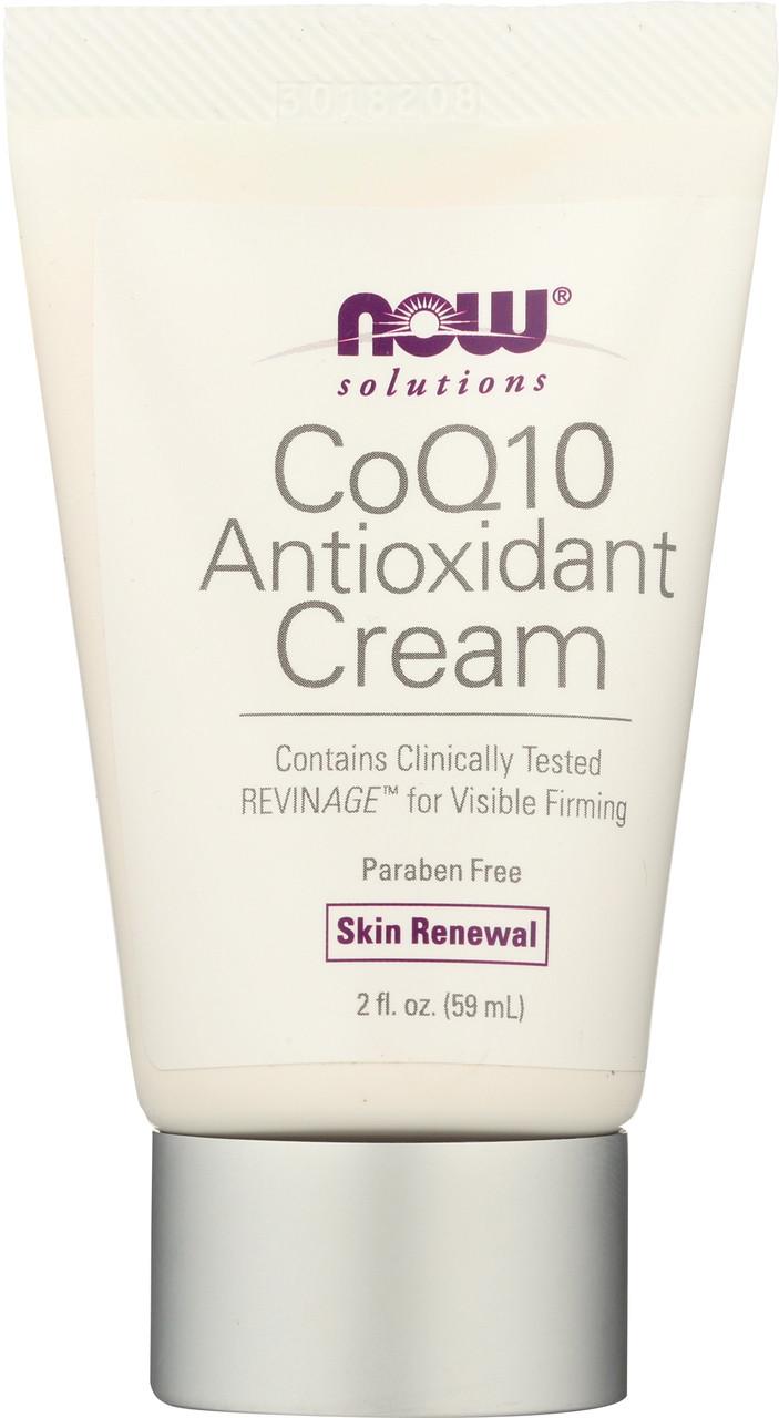 CoQ10 Antioxidant Cream - 2 oz.