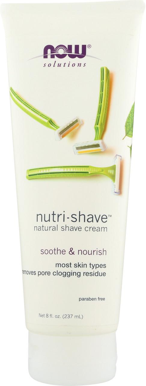 Nutri-Shave™ Natural Shave Cream - 8 fl. oz.