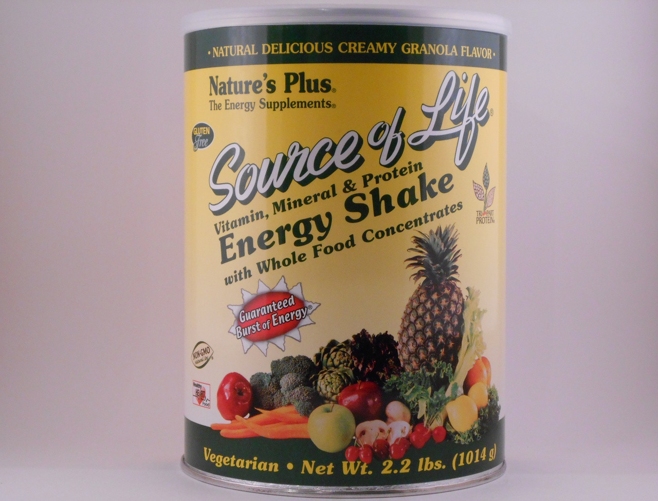 Source OF Life Energy Shake 2.2 LB