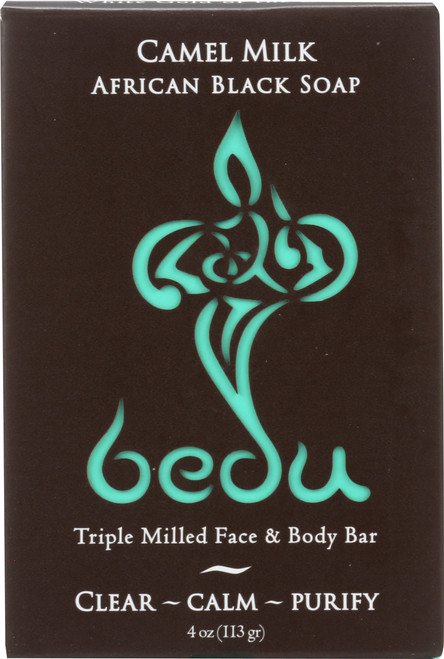 Bar Soap Camel Milk Bar Soap African Black