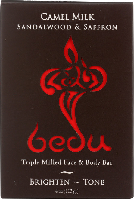Bar Soap Camel Milk Bar Soap Sandalwood Saffron