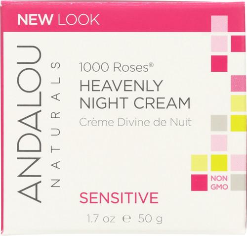 1000 Roses® Heavenly Night Cream Sensitive