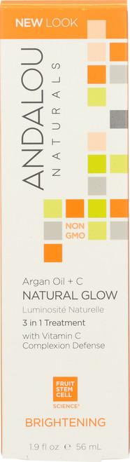 3 In 1 Treatment Argan + C