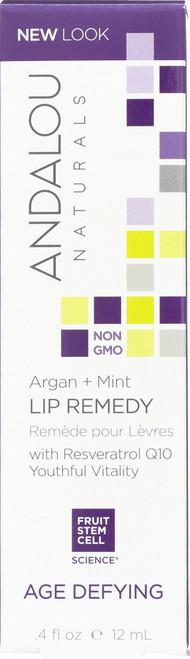 Argan + Mint Lip Remedy