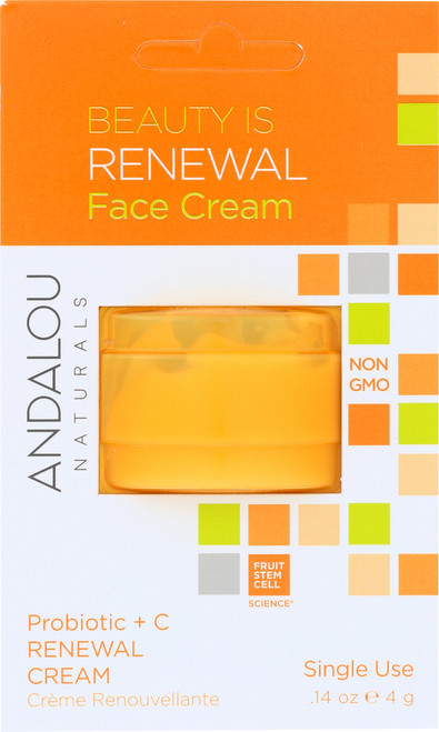 Beauty Is Renewal Face Cream Pod Renewal Cream