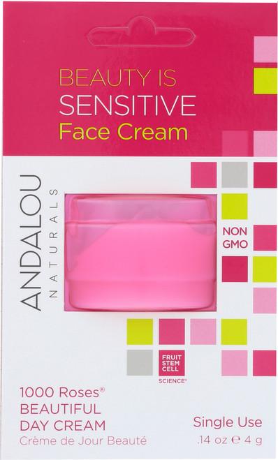 Beauty Is Sensitive Face Cream Pod Beautiful Day Cream