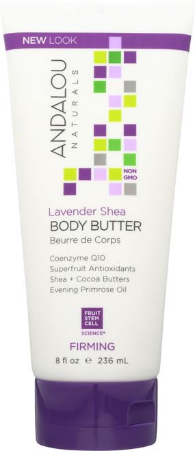 Body Butter Lavendar Shea