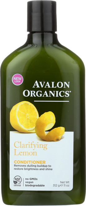 Conditioner  Clarifying Lemon