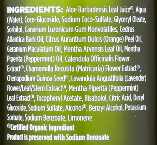 Bath And Shower Gel Revitalizing Peppermint 355 Ml 12 Fl oz