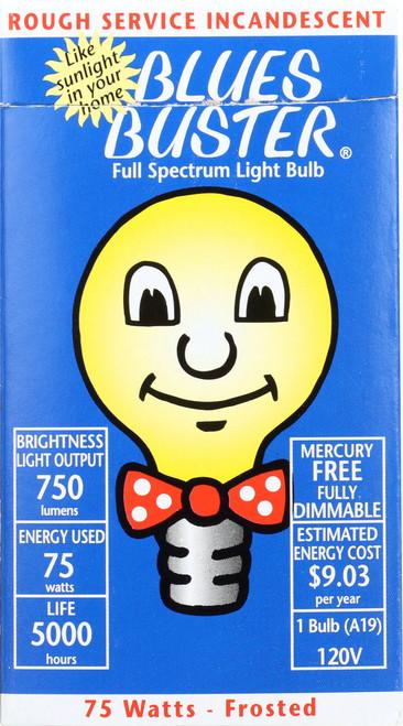 Light Bulb Full Spectrum