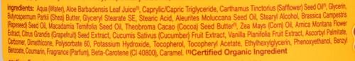 Hawaiian Body Cream Deep Moisturizing Kukui Nut 184 G 6.5oz
