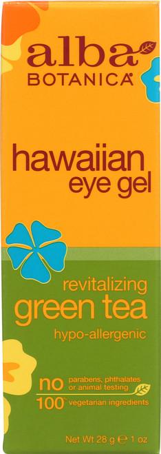 Eye Gel Green Tea Alba Green Tea Eye Gel 1Oz