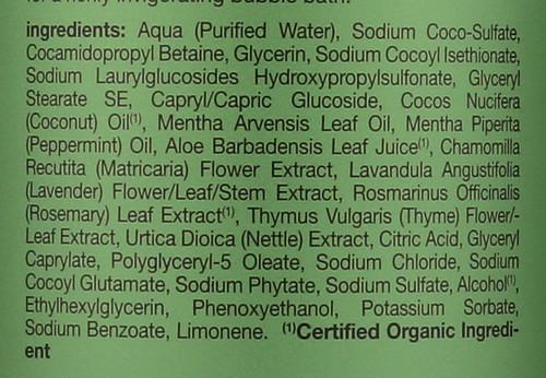 Bath And Shower Gel Sparkling Mint 946 Ml 32 Fl oz