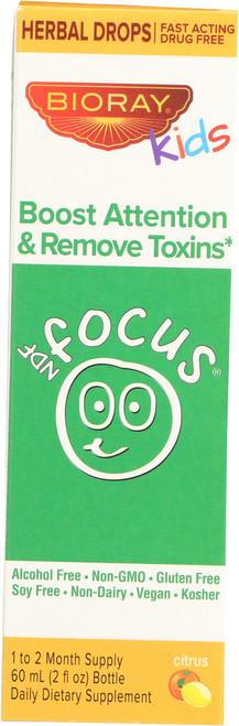 Ndf Focus® Liquid Herbal Drops-Ndf-Focus