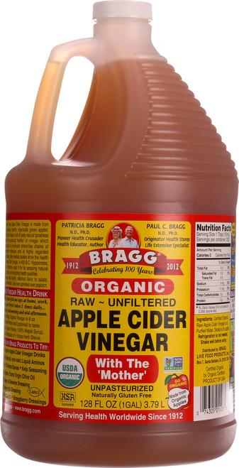 Apple Cider Vinegar Raw & Unfiltered