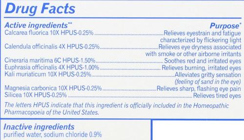 Eye Irritation Relief Optique 1 30 Dose