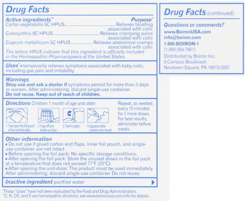 Colic Relief Cocyntal 30 Dose