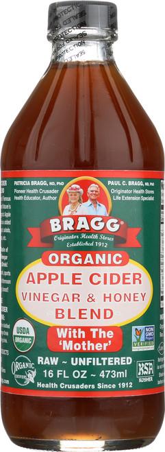 Apple Cider Vinegar Vinegar & Honey Blend