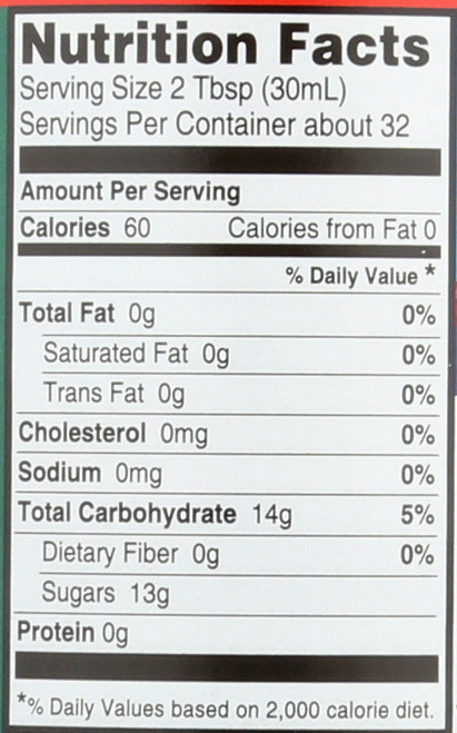 Apple Cider Vinegar Vinegar & Honey Blend Organic 32 Fl oz 1 Qt