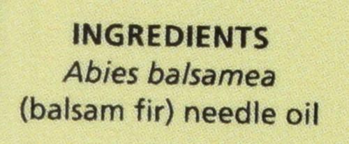 Balsam Fir Needle Essential Oil  0.5 Fl oz 15 Ml