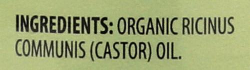 Castor Oil Certified Organic Skin Care Oil 16 Fl oz 473 Ml