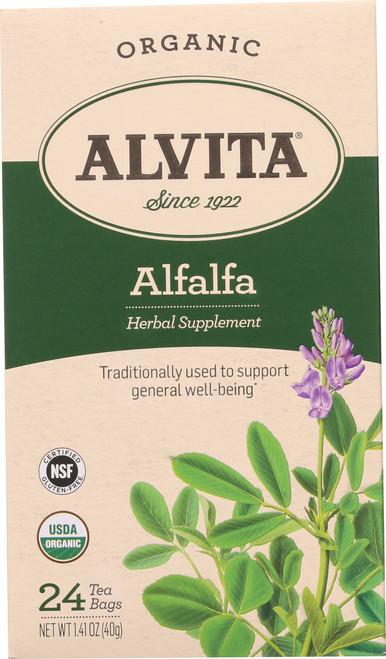 Tea Alfalfa