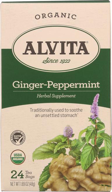 Tea Ginger-Peppermint