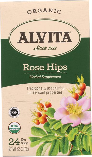 Tea Rose Hips