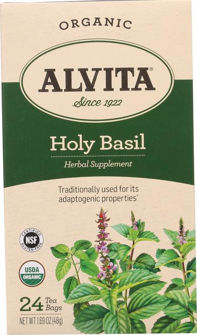 Tea Holy Basil Org Holy Basil