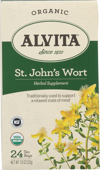 Tea St. John'S Wort