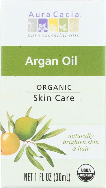Argan Certified Organic Skin Care Oil (Boxed)
