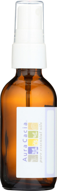 Amber Mist Bottle With Writable Label