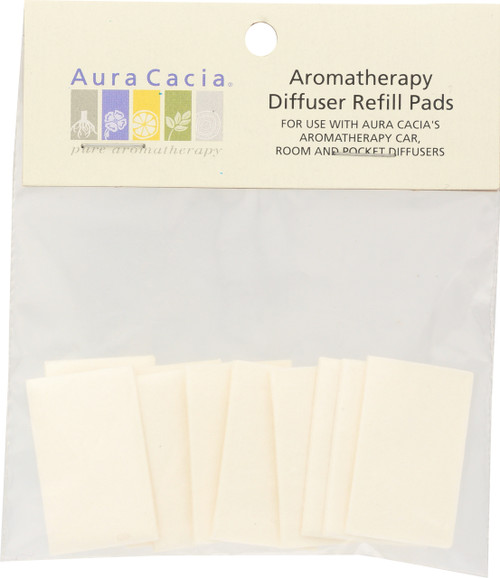 Car/Room Diffuser Refill Pads (10 Pads Per Package)