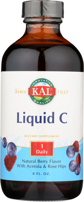 Liquid C Berry 8 Fl oz