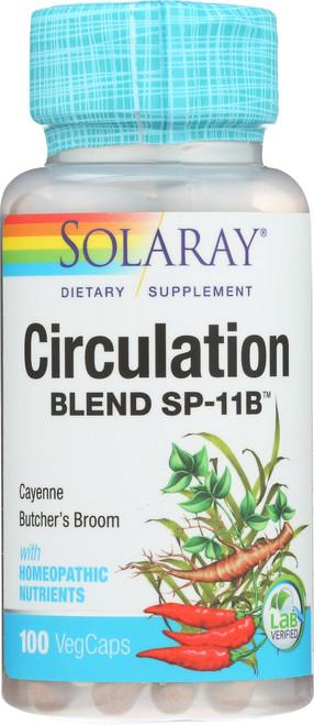 Circulation Blend Sp-11B™ 100 Vegetarian Capsules