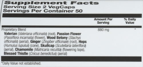 Nerve Blend Sp-14™ 100 Vegetarian Capsules