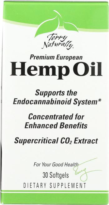 Premium European Hemp Oil