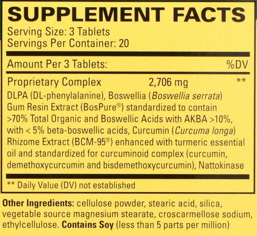 Curamin® Extra Strength 60 Tablet