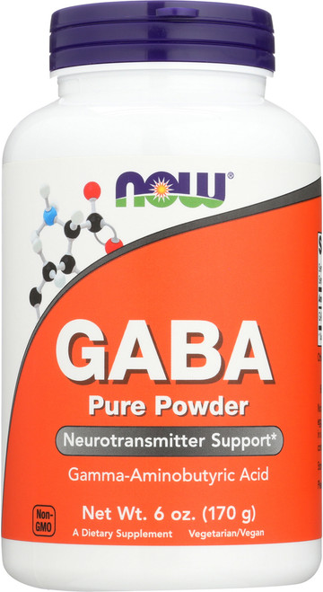GABA Powder - 6 oz.