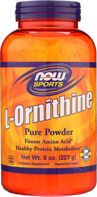 L- Ornithine - 8 oz.